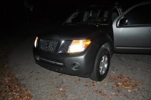 Nissan Pathfinder Halogen Headlights