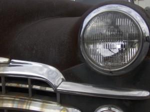 old headlights