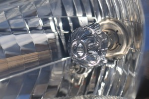 reflector headlight