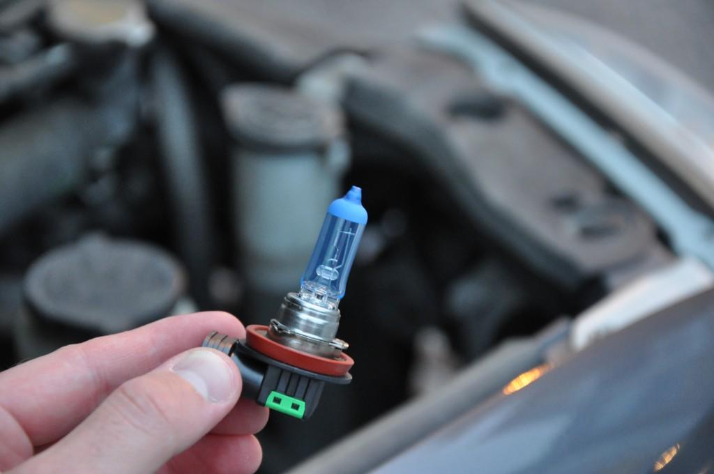 Philips Blue Car Headlight Bulb