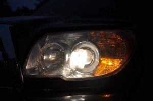 Halogen Headlights on 4Runner