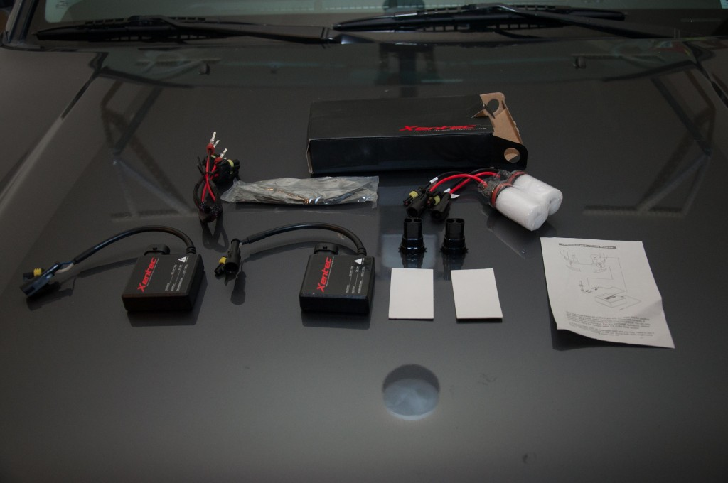 Xentec HID Kit