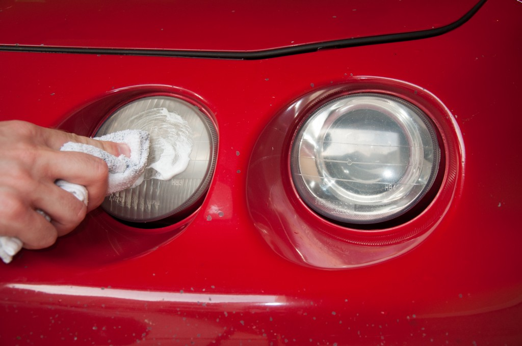 turtle wax headlight lens restorer instructions