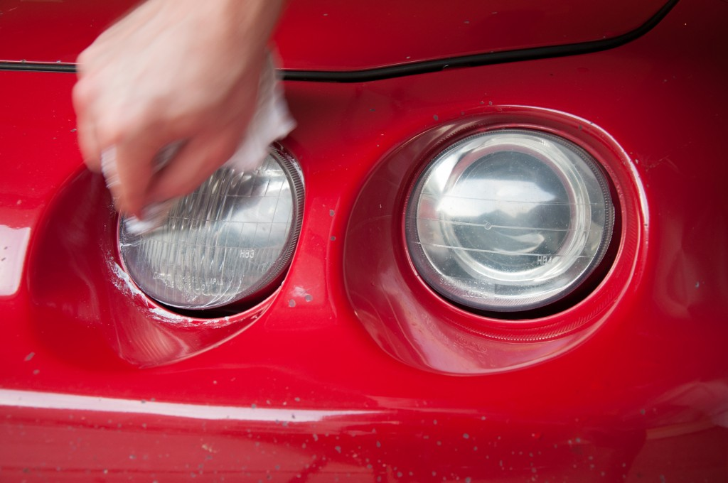 Turtle Wax Headlight Lens Clarifying Compound