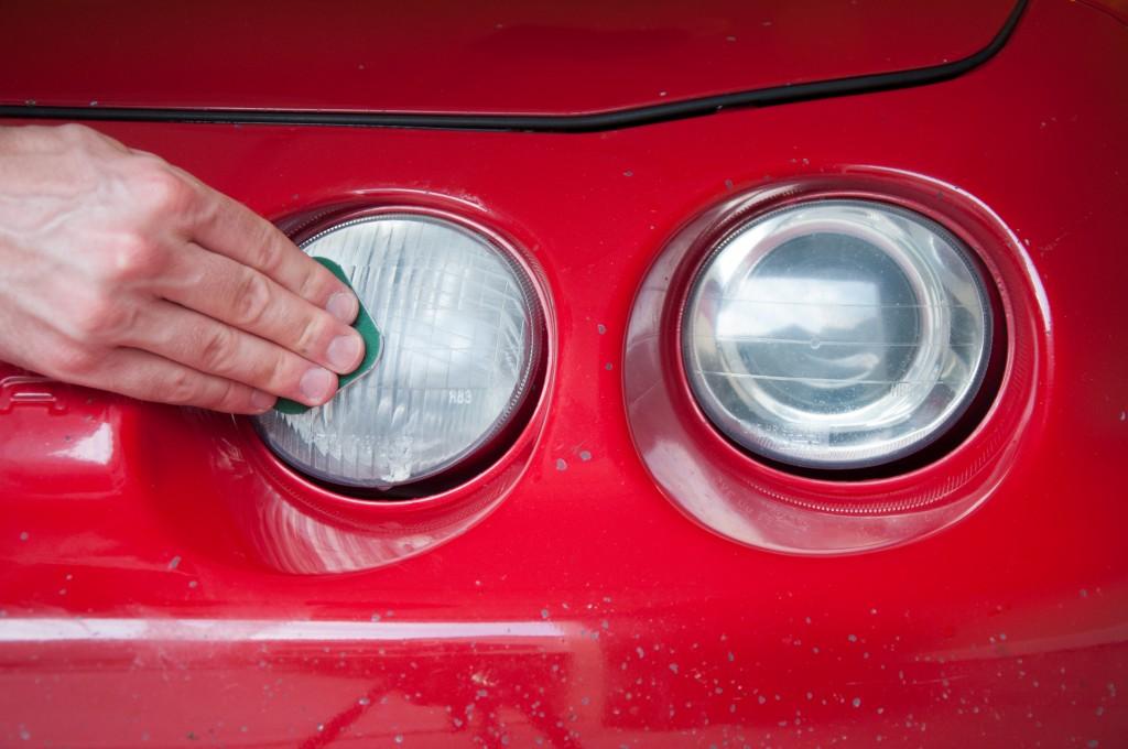 Headlight Restoring Sanding Pad