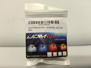 iJDM LED Reverse Bulb Packaging