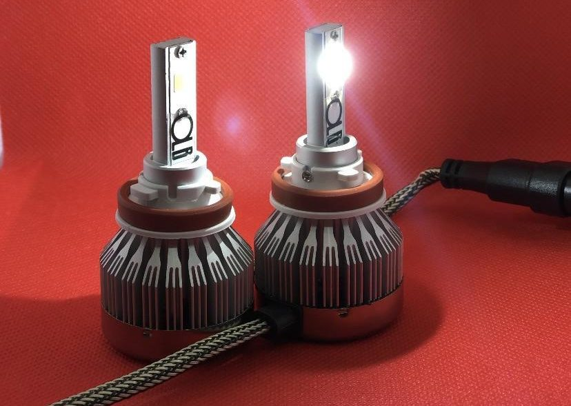 H9 Vs H11 Led Headlight Bulbs What S The Difference