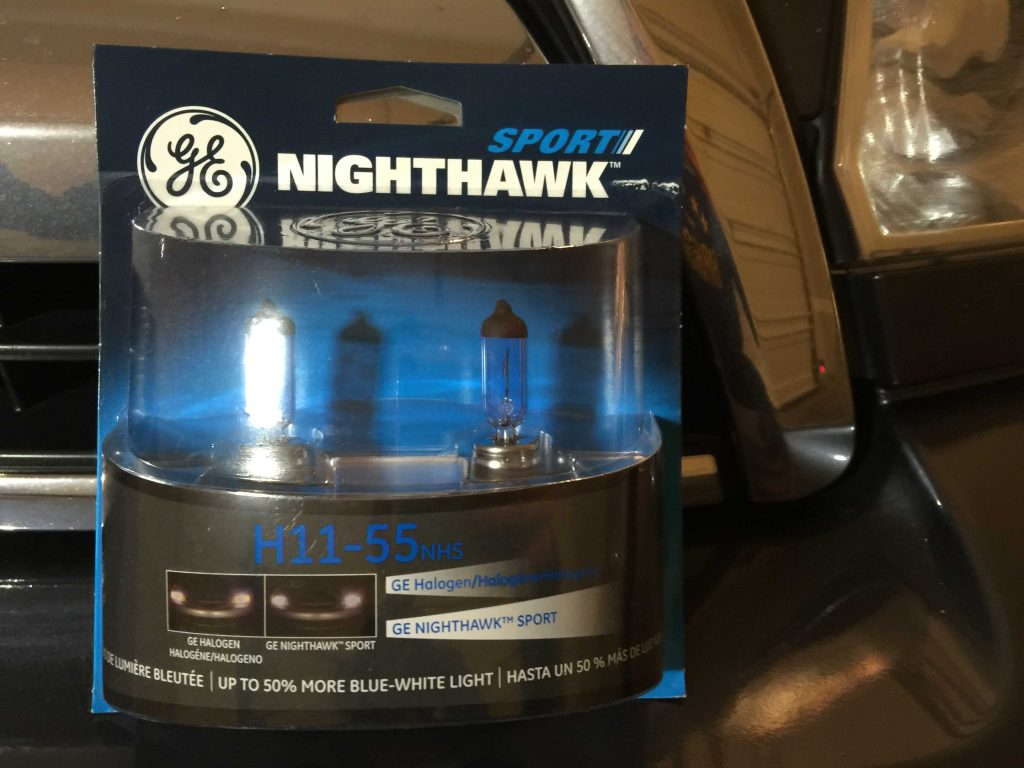 GE Nighthawk Sport Headlights 1b