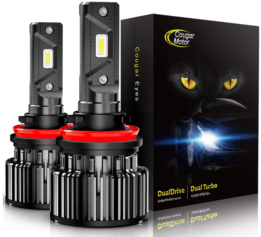 Cougar Motor LED Headlight