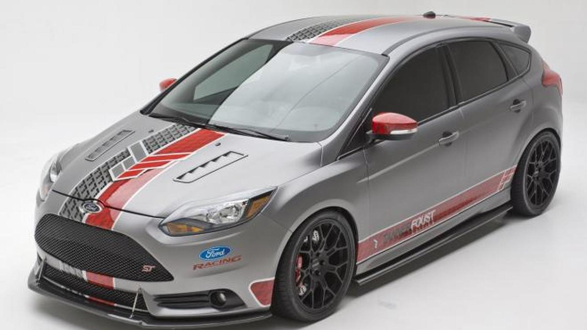 COBB Tuning Ford Focus ST