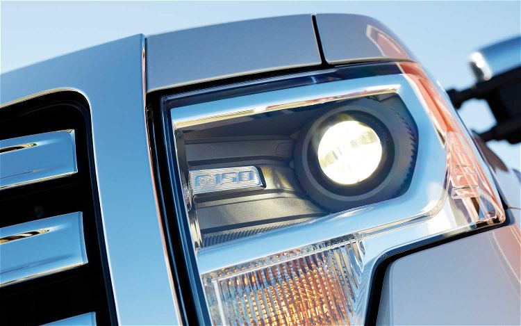 2013 Ford f150 HID headlight