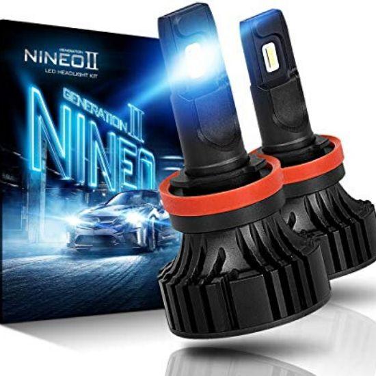 NINEO H11 H8 H9 LED Headlight bulb