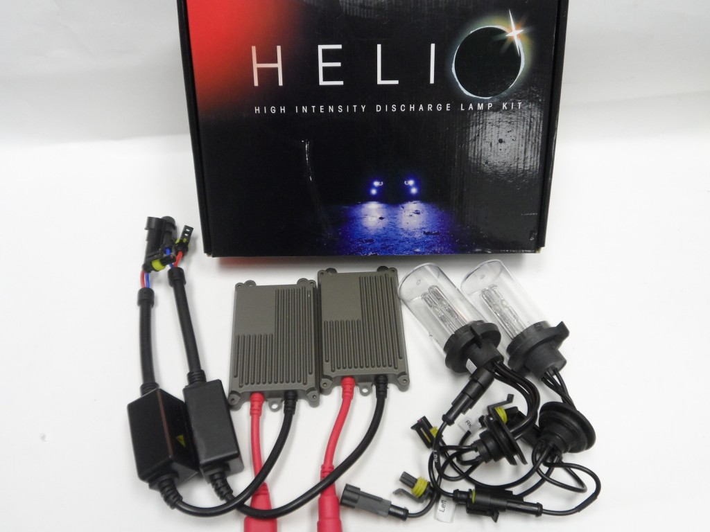 Helio 50 watt hid kit for trucks
