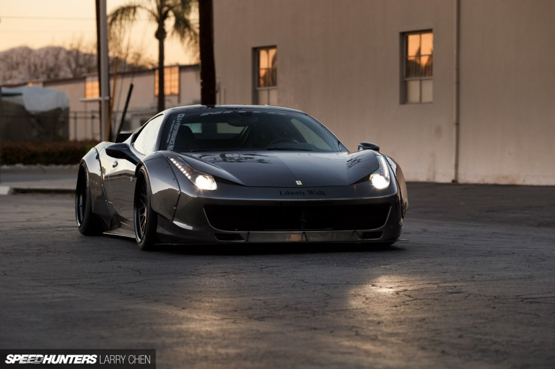 Speedhunters_Ferrari_widebody_lbworks