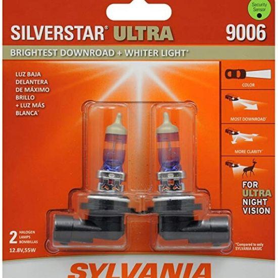 SYLVANIA 9006 SilverStar Ultra Headlight Bulb