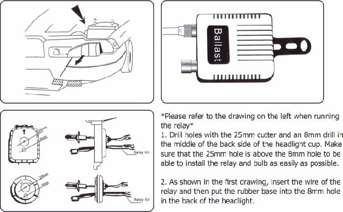 Install Hid Kit
