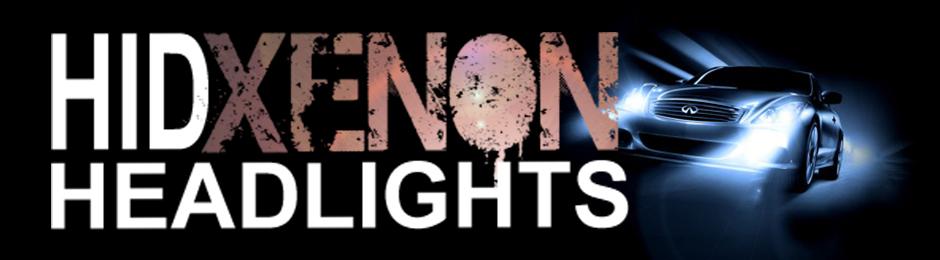 HID Xenon Headlights