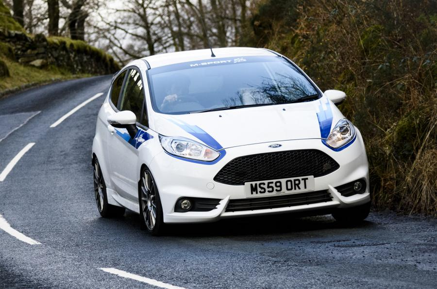 DSPORT Ford Fiesta ST