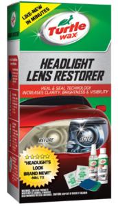 Turtle Wax T-240KT Headlight Lens Restoration Kit