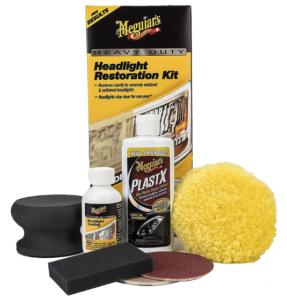 Meguiar's G2980 Heavy Duty Headlight Restoration Kit