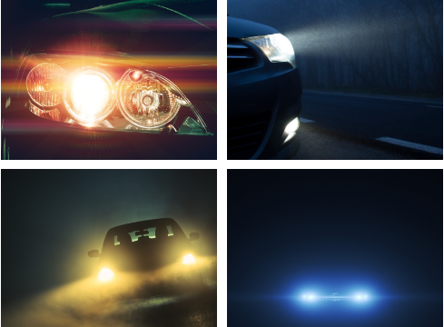 LED Vs Halogen Headlights